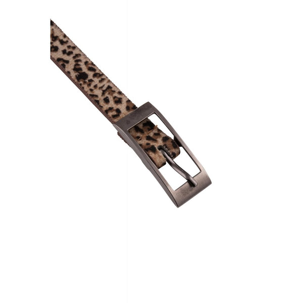 Tommy Leopard Belt