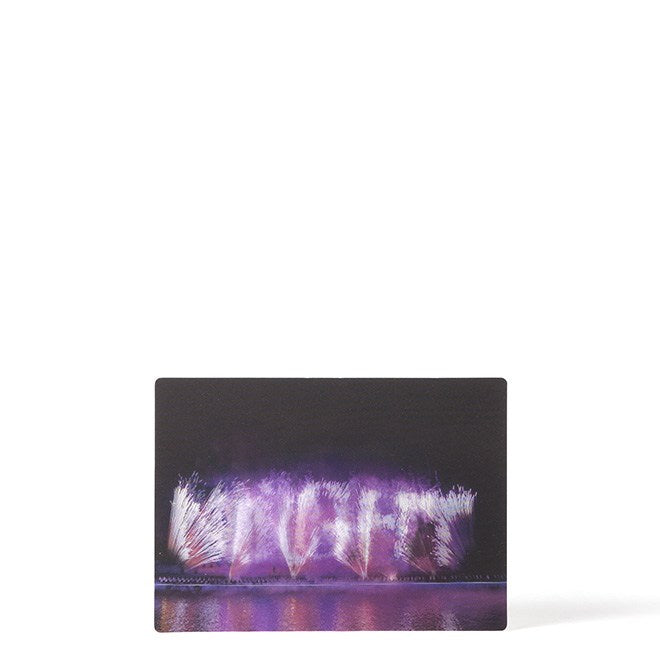 One Night Stand Lenticular Card