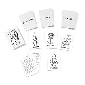 The Deck of Character <br> First Edition