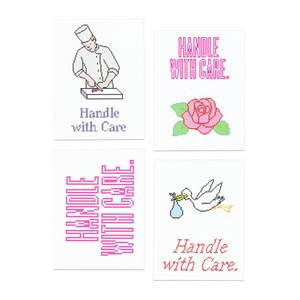 Special Special Edition No. 29 Handle with Care Sticker Pack