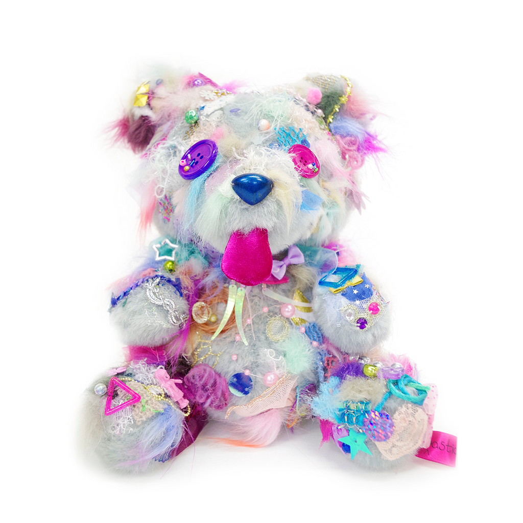 Your Bear no.29 Grey <br> Sebastian Masuda <br> 2018