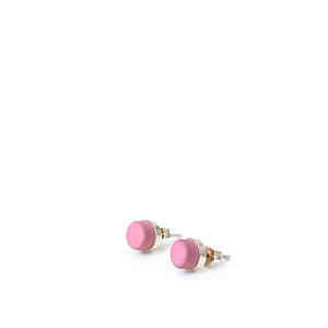 Pink Eraser Earrings