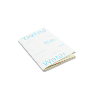 Testing the Water SPF Booklet