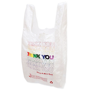 Thank You Thank You Rainbow Tote