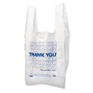 Thank You Thank You Blue Tote