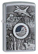 Load image into Gallery viewer, Zippo Pipe Lighter - Joined Forces