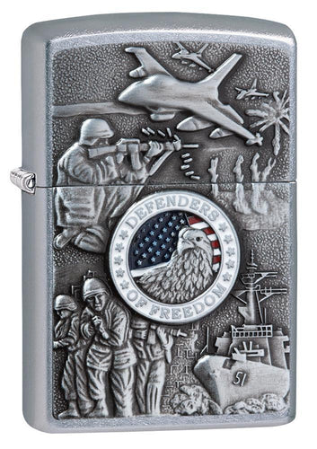 Zippo Pipe Lighter - Joined Forces