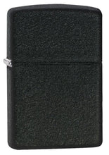 Load image into Gallery viewer, Zippo Pipe Lighter - Black Crackle