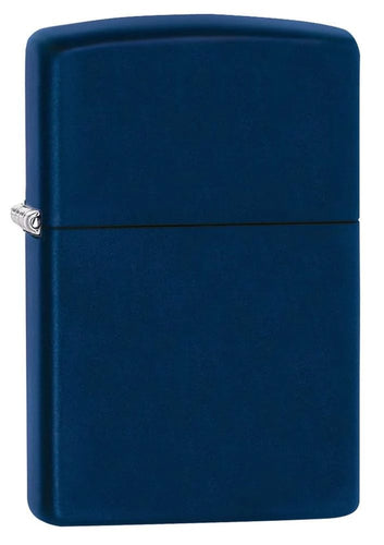 Zippo Pipe Lighter - Classic Matt Navy Blue