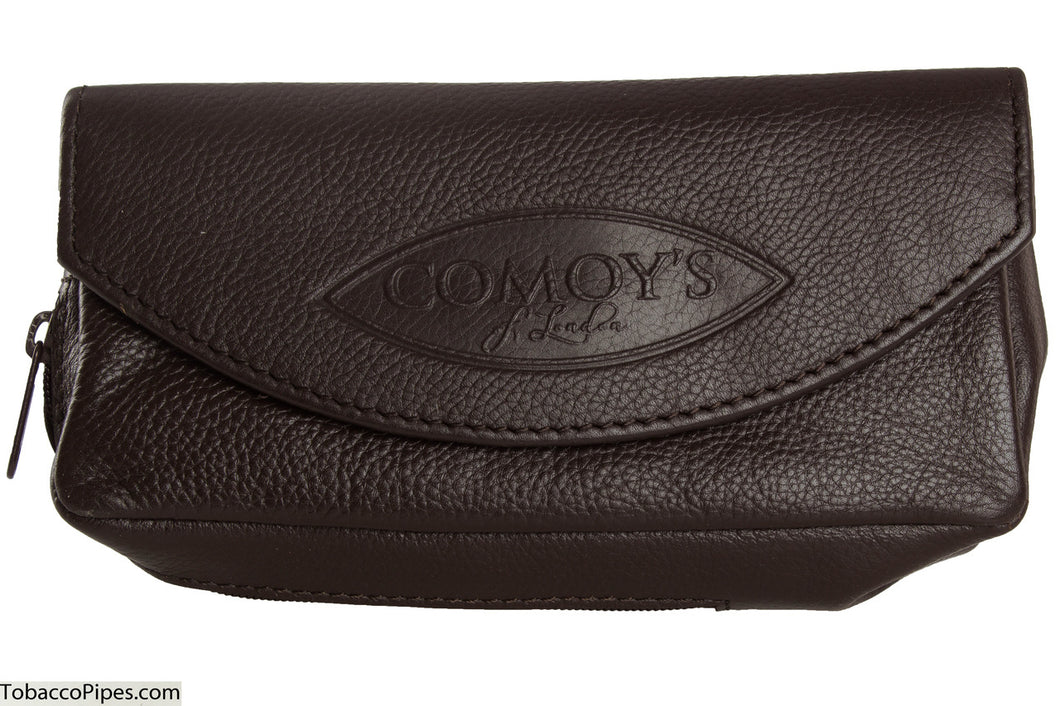Comoy's Tobacco Pouch Combo - Brown