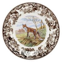 Spode - Red Fox Dinner Plate