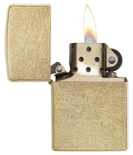 Load image into Gallery viewer, Zippo Pipe Lighter - Classic Gold Dust