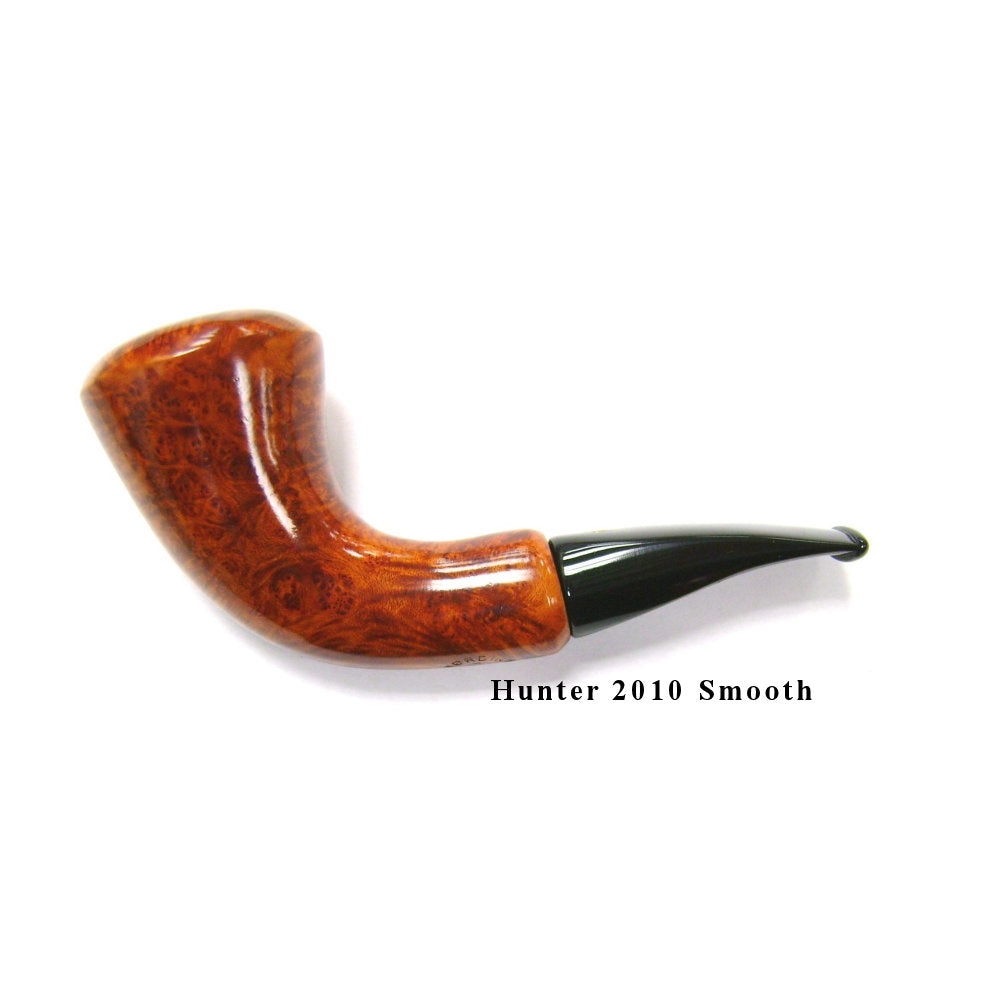Nording Hunter 2010 Smooth Bison Pipe