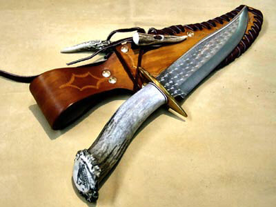 Medium Bowie Knife