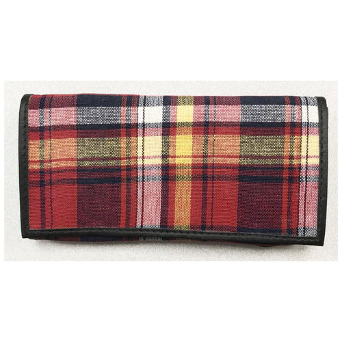 Tobacco Pouch - Plaid