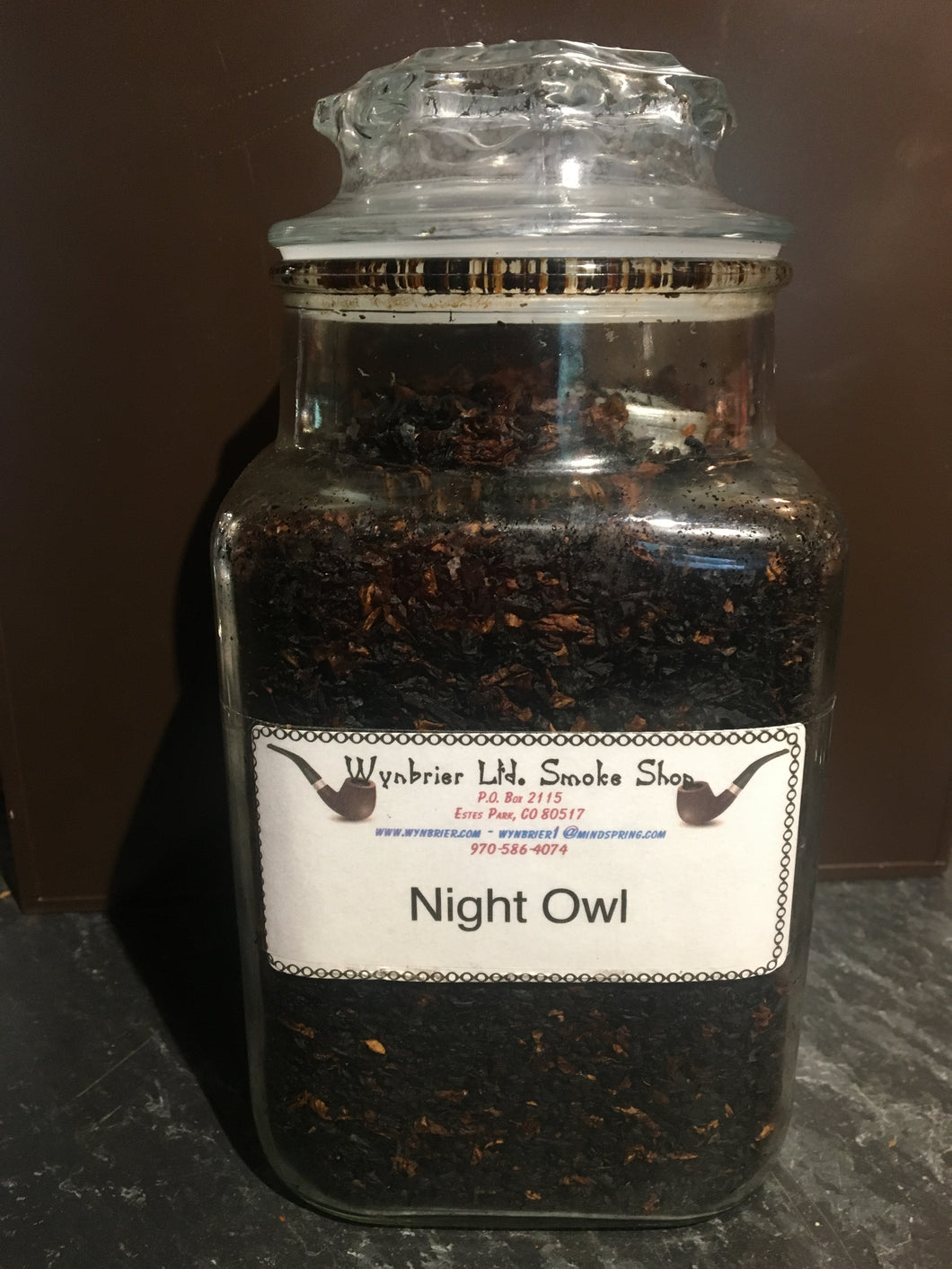 Night Owl - Pipe Tobacco