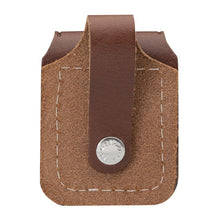 Load image into Gallery viewer, Zippo Lighter Holder - Brown