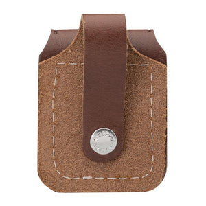 Zippo Lighter Holder - Brown