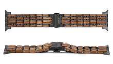 Load image into Gallery viewer, Jord -Apple All Wood Watch Band