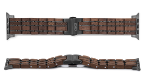 Jord -Apple All Wood Watch Band