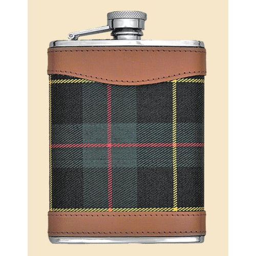 Flask - Plaid  8oz