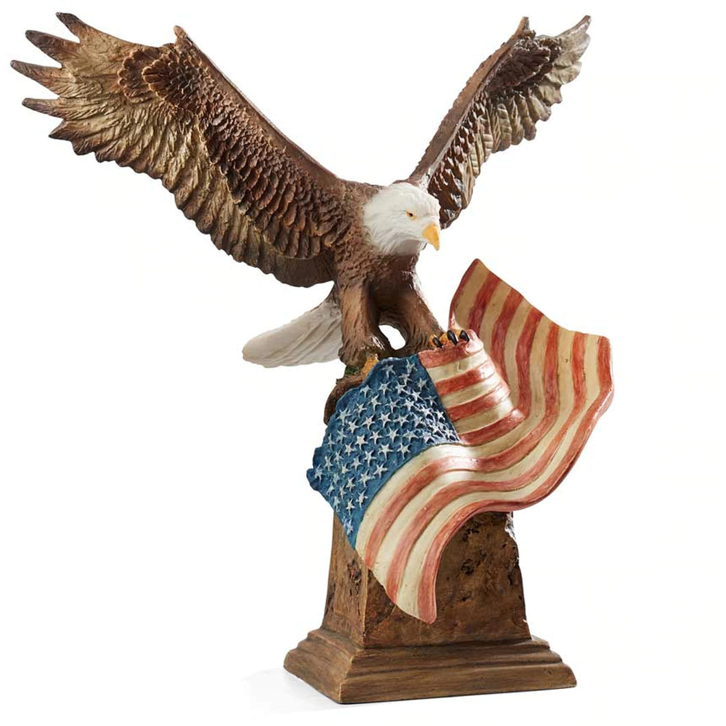 Patriot (Flag and Eagle)