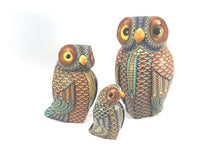 Load image into Gallery viewer, FIMO Owls