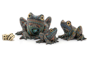 FIMO Frogs