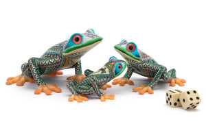 FIMO Tree Frogs