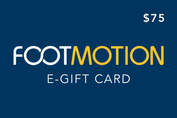 FootMotion Gift Card