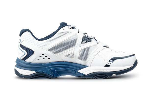 Sustain (D) White/Navy (129615)