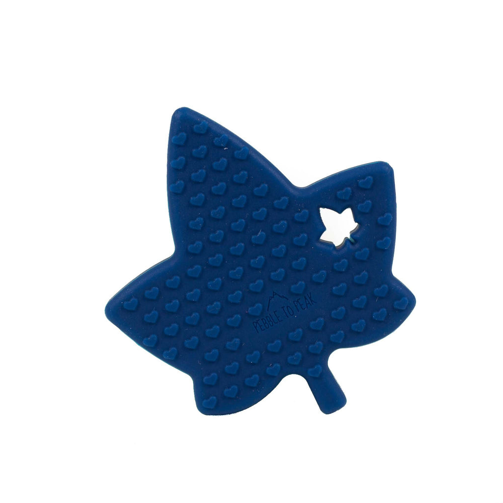 Maple Leaf Silicone Teether