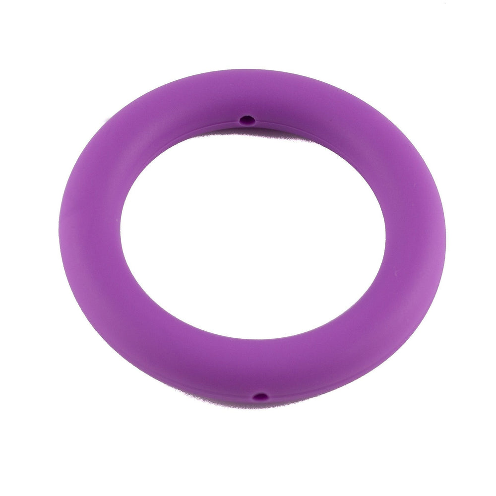 Large Silicone Teething Rings