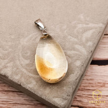 Load image into Gallery viewer, Citrine Pendant