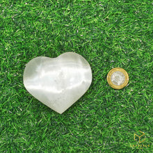 Load image into Gallery viewer, Selenite Heart