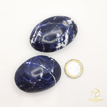 Load image into Gallery viewer, Sodalite Palm Stone