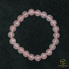 Load image into Gallery viewer, Rose Quartz* Bracelet