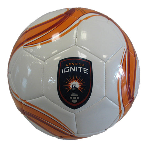 Full Size Training Lansing Ignite Soccer Ball
