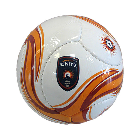 Mini (Size 2) Lansing Ignite Soccer Ball