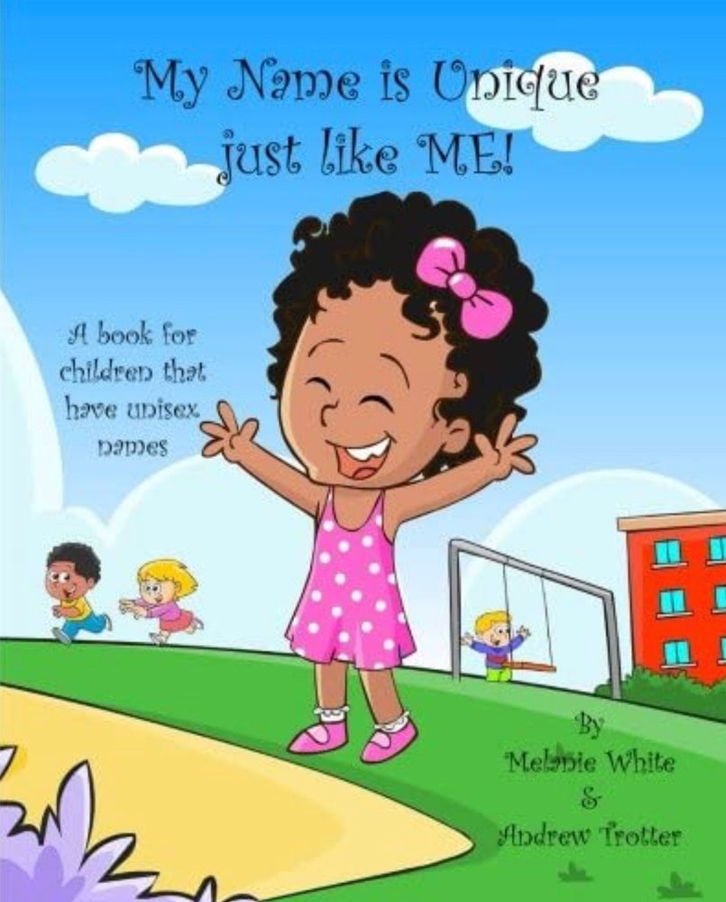 My Name is Unique Just Like Me (Paperback Book)