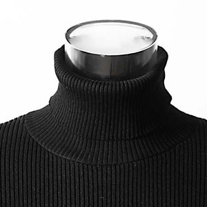 Puff Turtleneck