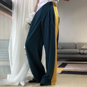 Color Block Wide Leg Pants (3 colors available)