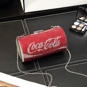 Crystal Coca Cola Bag