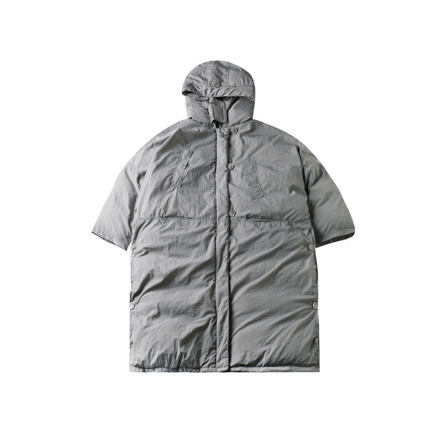 Hooded Cotton Padded Coat