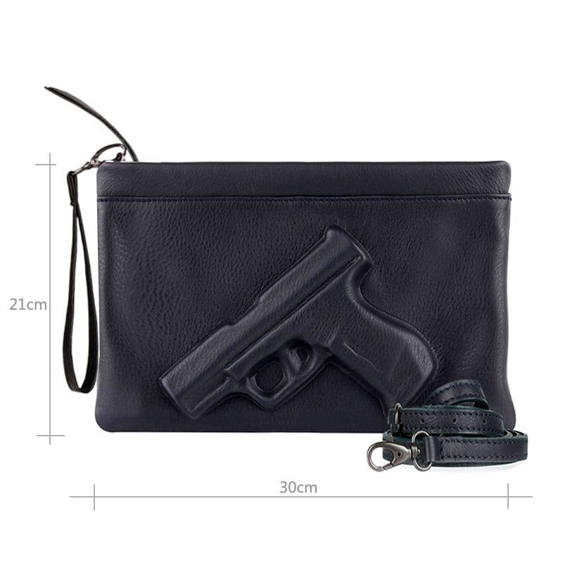 Leather Pistol Bag