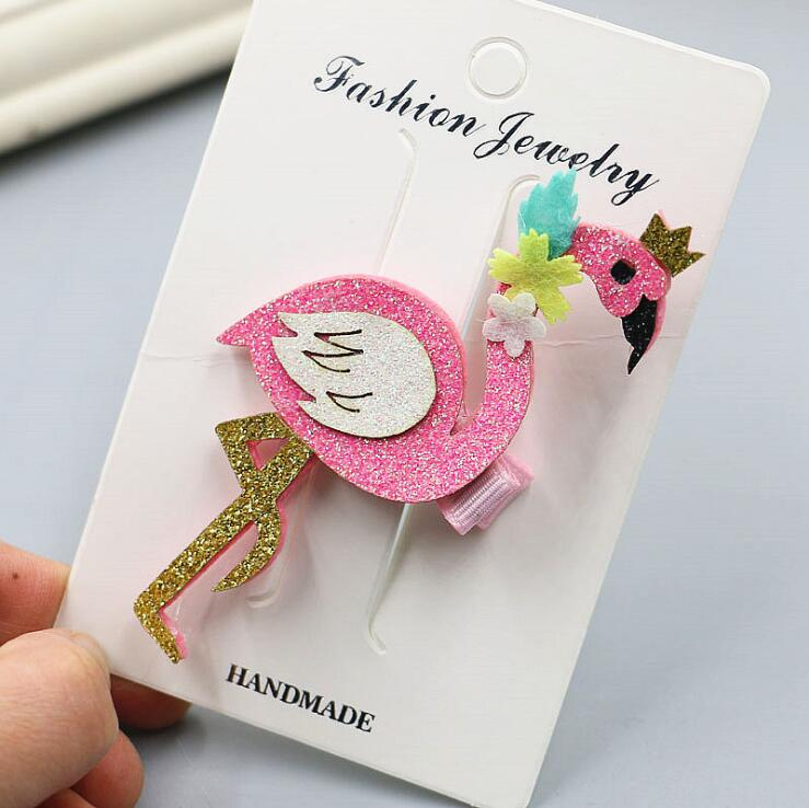 Flamingo Hair Pin