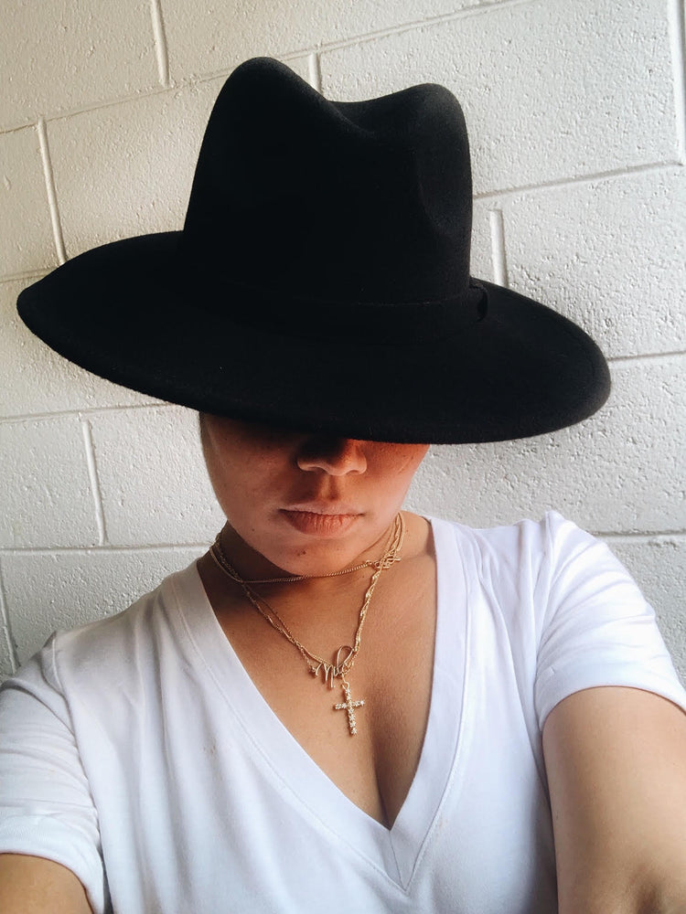 Black MM x PG Fedora