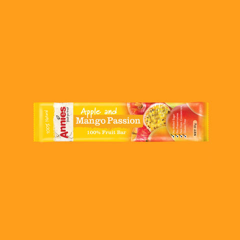 Apple & Mango Passion Fruit Bars - 30 x 30g box