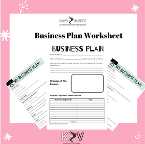 Business Plan Worksheet