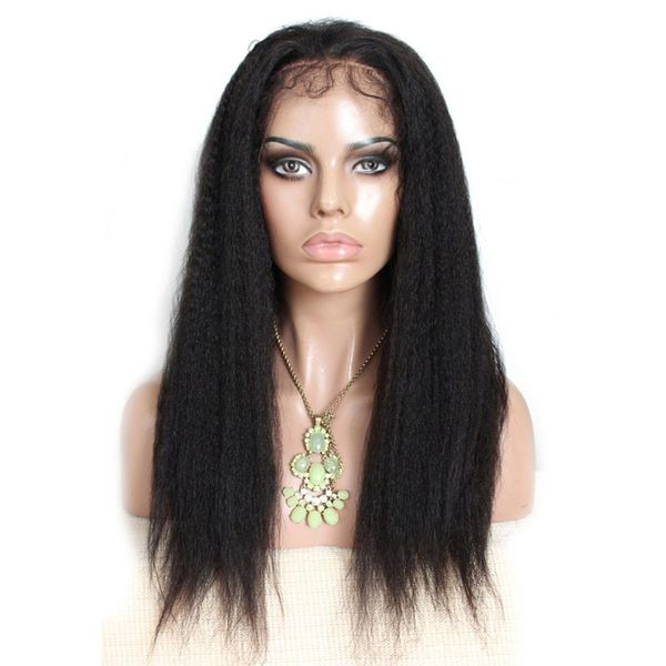 Rare Textured Lace Frontal Wig